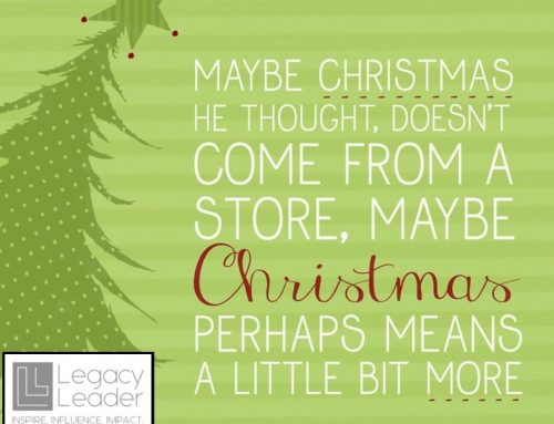 What if Christmas, perhaps, means a little bit more?